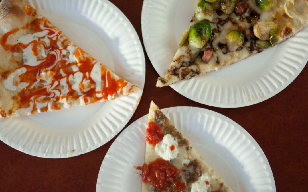 Landini's offers $1 slices for vaccination proof