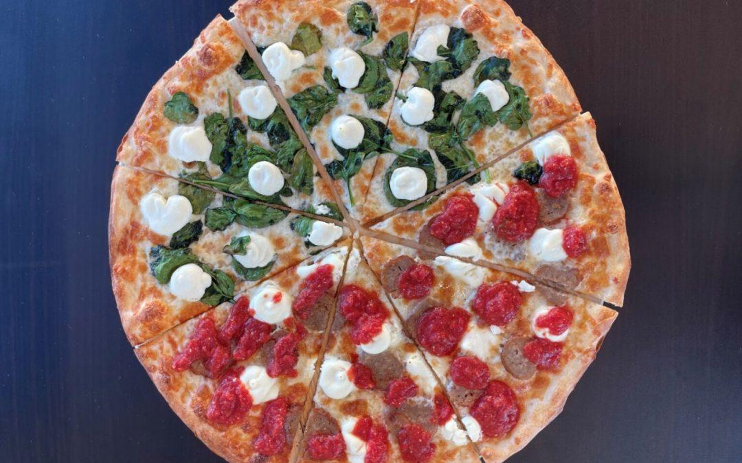 Pizza for Papas at Landini's Pizzeria