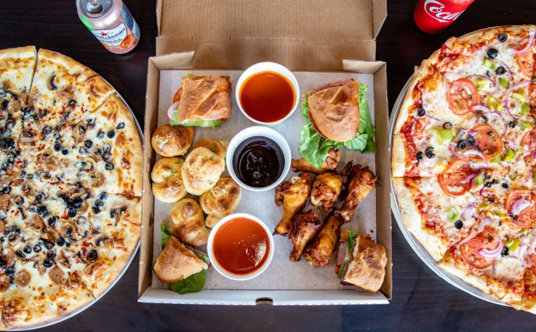 Football Fans Will Score with New Game Day Pizza and  'The Nation' Takeaway Box at Landini's Pizzeria