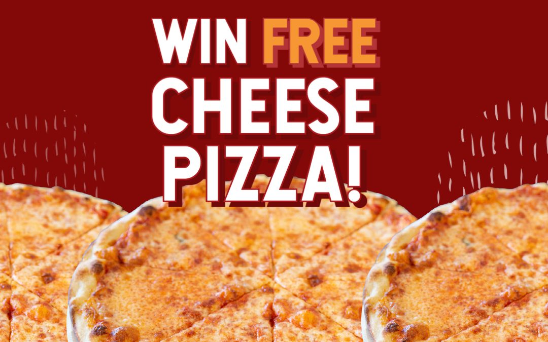 National Pizza Month Giveaway